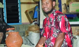 Matuku Man's Handiwork To Adorn COP23 Delegates
