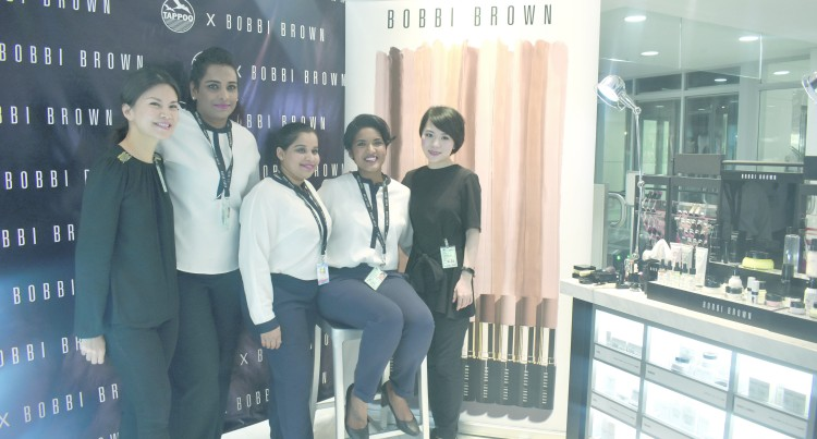Bobbi Brown Launched in Tappoo Stores