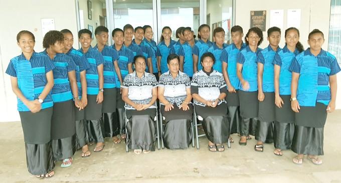 Women Footballers Ready For Vanuatu