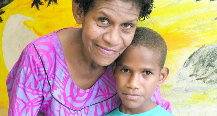 Naulusala, 12, Represents Future Generations At COP23