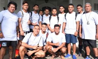 Tongan Men Eye 2018 Sevens World Cup Spot