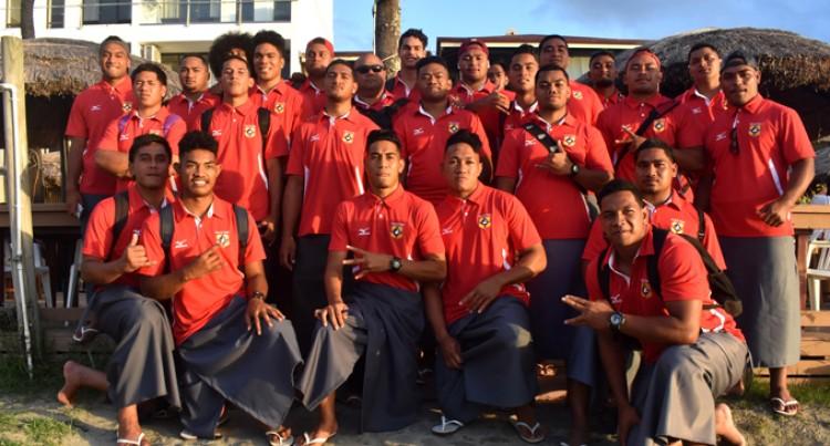 Tongan U20 Expect It Tough: Coach