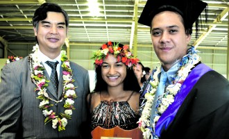 Fulton College Graduation: Tahiti Student Wins Excellence Award In Theology