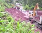 Veisari Residents Thankful No One Died In Landslide