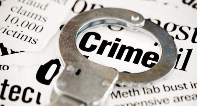 Crime Rate Drops  This Year