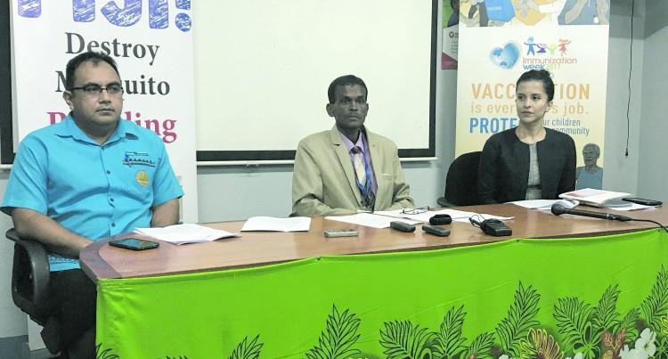 Dengue Cases  Tripled,  9 Dead
