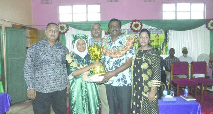 Tavua Muslim Primary School: Dux Shalia Has Her Mind Set On Medicine