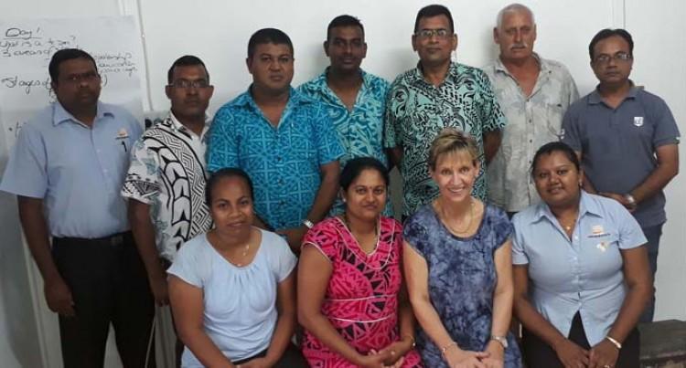 Workshop To Help Leadership Concept