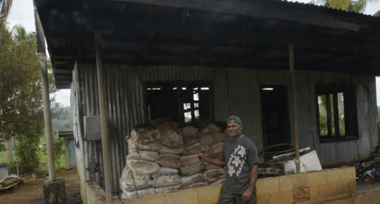 Fire Victim: I Don't Have Any Fertiliser For My Sugarcane