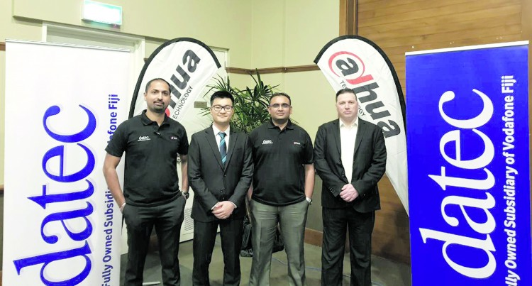 Dahua Technology Partners With Datec Fiji Ltd in Use of CCTV Systems