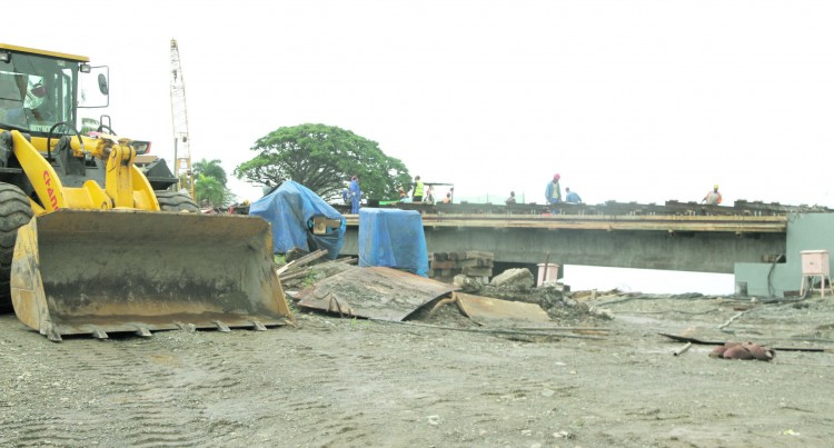 Suva Bridges To Be Completed Next Year
