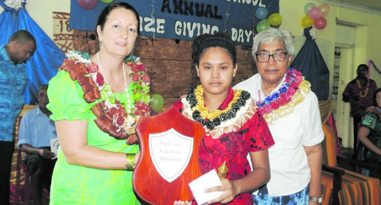 Katarina Scoops Dux To Make A Good Role Model