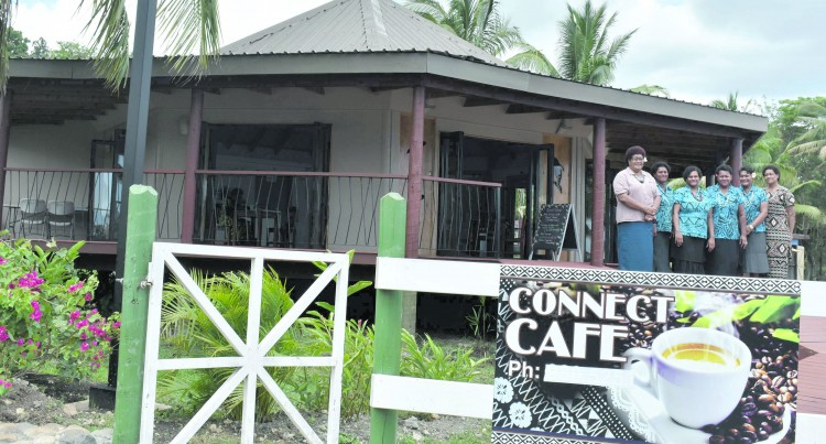 $60k Cafe Aims To Connect Differences