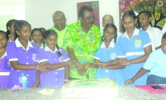 Children are agents of change, says Bala