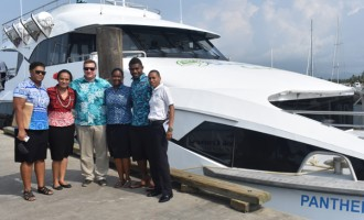 South Sea Cruises Brings In $6m Panther