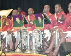 RFMF Band Hosts Fundraiser At Sofitel For Military Tattoo