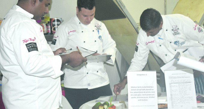 130 Chefs To Battle