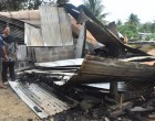 3-Bedroom Home Razed, Family Left Homeless