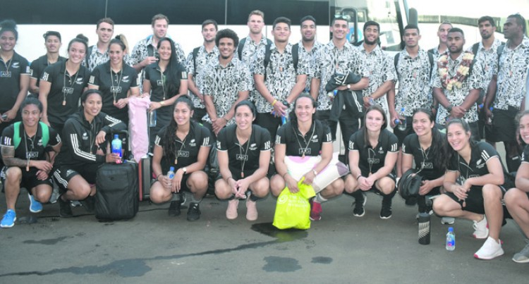 Kiwis ready: Mickkelson