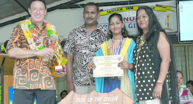 SSKMC NADI : Chief Guest Brings Boost For Nadi School Graduation