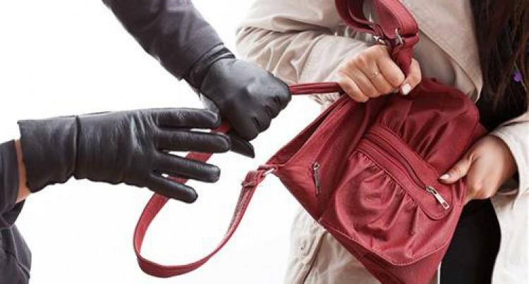 Crime Stats Down On Nov 1-24