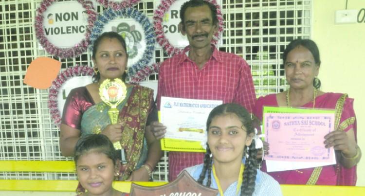Dux Ashna thanks grandpa's support