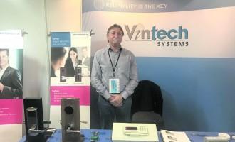 Vitech Systems in Nadi,  HOTEC Tradeshow