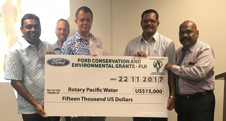 Environment Programme: Ford Gives Grant To Benefit 200