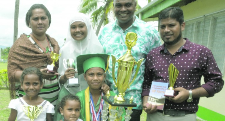 Varavu Muslim Primary School : Mohammed Scoops Numerous Awards To  Become Student Of The Year