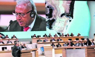 Climate, Development Finance Are One: PM