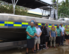 Kiwis Donate New Vessel AI TALAI To Assist In Disaster Management