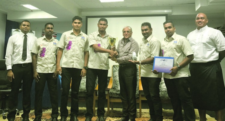 FEA's team Rhizome scoops two awards