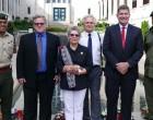 NZ/Australian Corps Commemorate Memory of Fijian-born Soldier Wright
