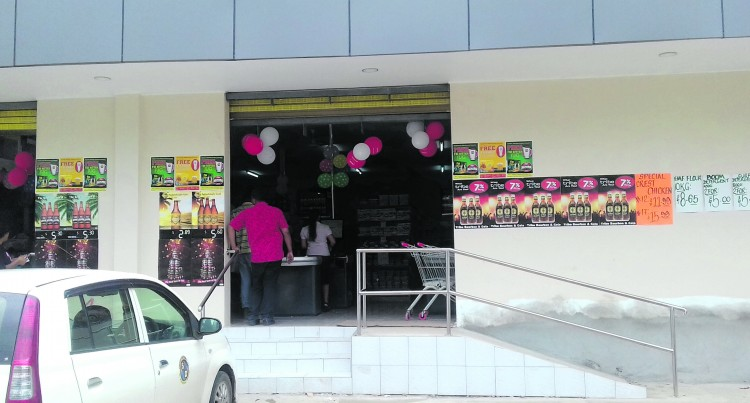 First Supermarket In Nasilai Village Opens