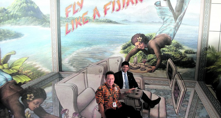 Fiji Airways Applauded for World Class Premier Lounge; Fijians called on to work together for the good of all