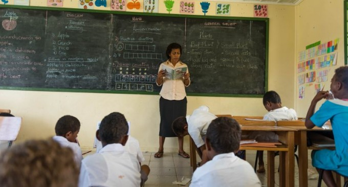Teachers To Sit Work Test