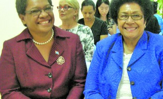 Acting PM, Dr Luveni At Chinese Centre Anniversary