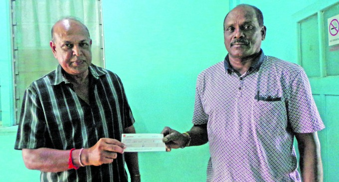 Farmers Union Donates $300 To Victims Of Fire
