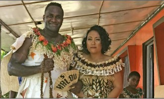 Kalou Weds Margaret