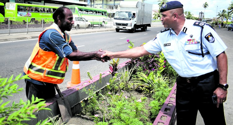 Police Step Up Operations in North Towns
