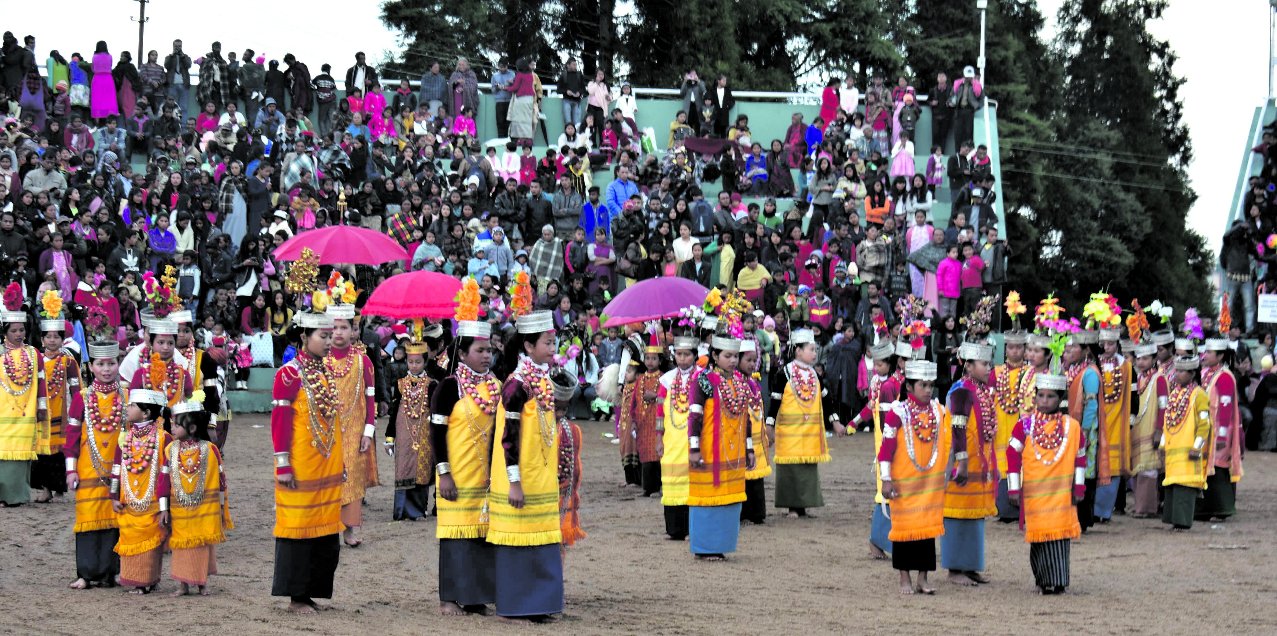 The Nongkrem Dance. Photo: WAISEA NASOKIA