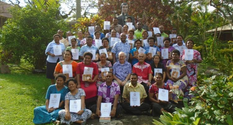 37 Catholic teachers now able to teach Religious Education