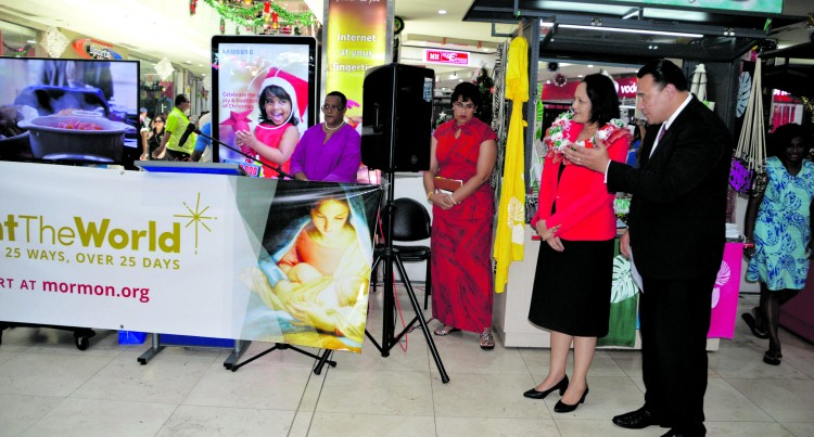 LDS 'Light Of World' Message Promotes Good Deeds