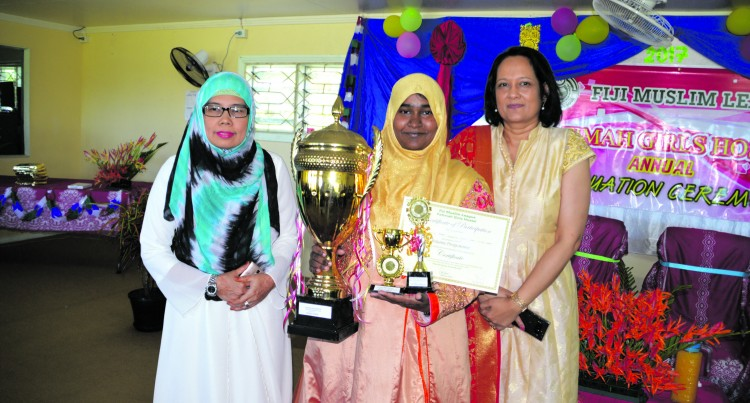 Husna Lost Her Parents In  2014 But Returned To School  And Now Named Best Student