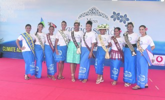 Parade Begins Nadi Pageant Week