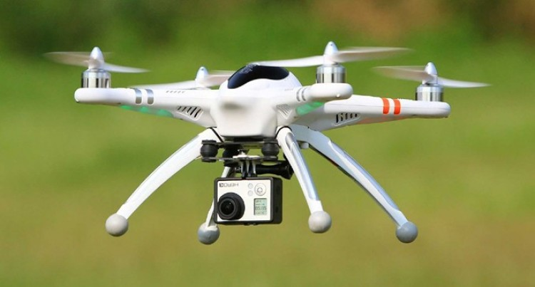 Drone & New Command Vehicle Will Boost Police Operations Tonight
