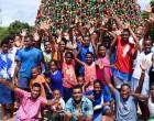 Sigatoka Church Children Get Christmas Treat In Suva Trip