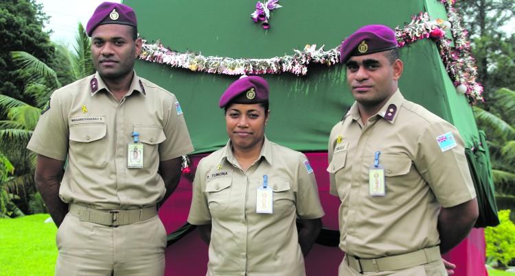 Promotion Surprises Officer Tuikulu