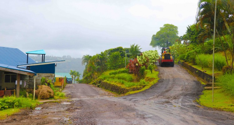 New  access road for Homes of Hope refuge is huge: Roche