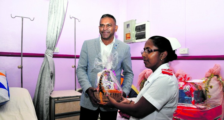 Health Gifts Help Unit To Serve Patients Well